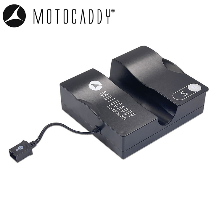 Motocaddy S-Series Standard Lithium Battery & Charger 18 Hole