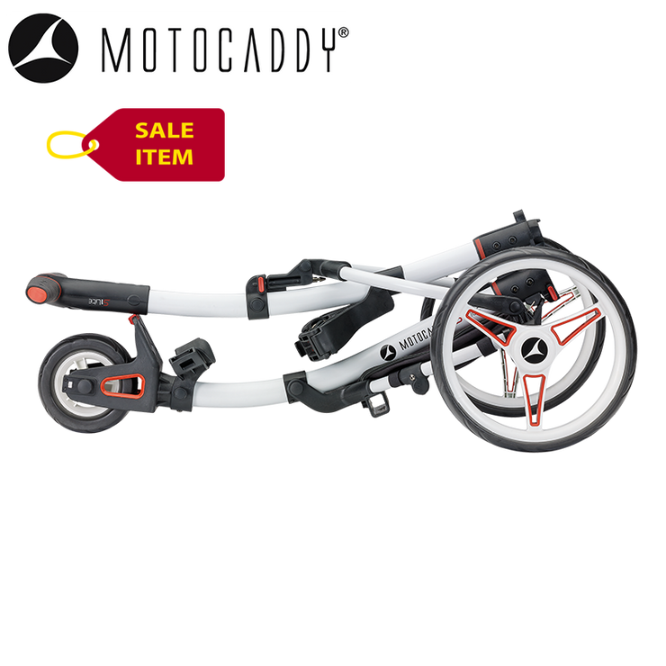 Motocaddy S1 Lite Folded Side