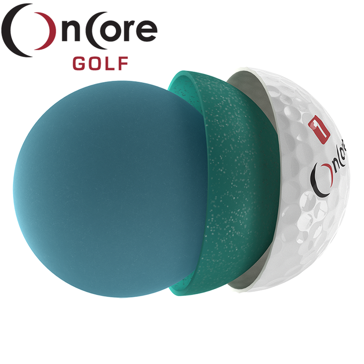 Oncore ELIXR Golf Balls Deconstructed