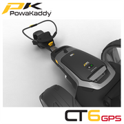Powakaddy-CT6-GPS-Gunmetal-Metallic-18-Hole-Battery