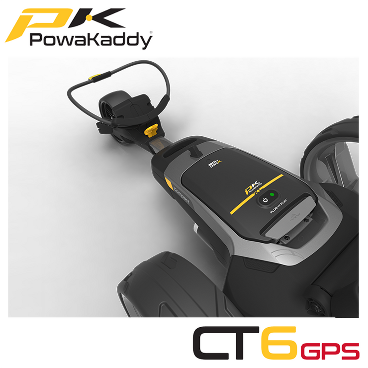 Powakaddy-CT6-GPS-Gunmetal-Metallic-36-Hole-Battery