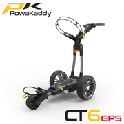 Powakaddy-CT6-GPS-Gunmetal-Metallic-Angled