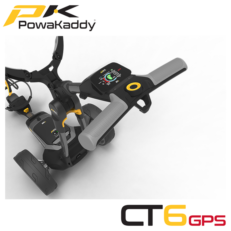 Powakaddy-CT6-GPS-Gunmetal-Metallic-Handle