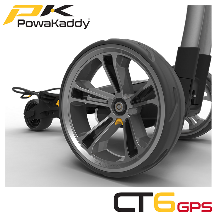 Powakaddy-CT6-GPS-Gunmetal-Metallic-Rear-Wheel