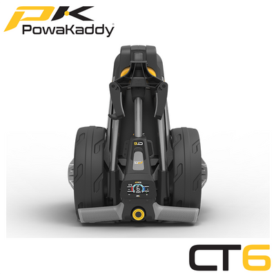 Powakaddy-CT6-Gunmetal-Metallic-Folded-Front
