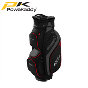 Powakaddy-DLX-Lite-Edition-Golf-Bag-Black-Titanium-Red