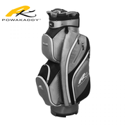Powakaddy Deluxe Edition Golf Bag Gunmetal