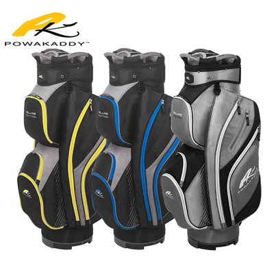 Powakaddy Deluxe Edition Golf Bag Range