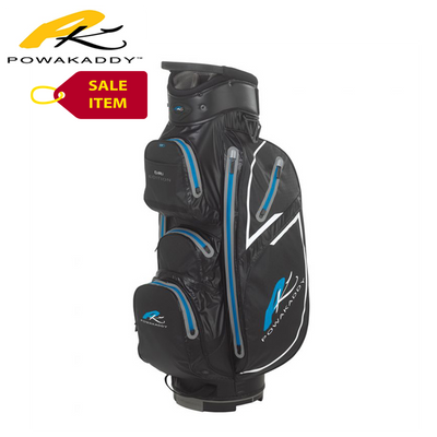 Powakaddy Dri-Edition Cart Bag - Black & Blue