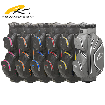 Powakaddy Dri Edition Golf Bag Range