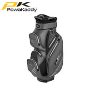 Powakaddy-Dri-Tech-Golf-Bag-Titanium-Black-Silver