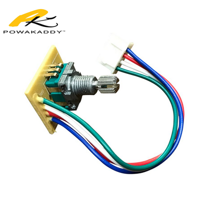 Powakaddy FW3 / FW5 / FW7 Rotary Encoder (On / Off switch)