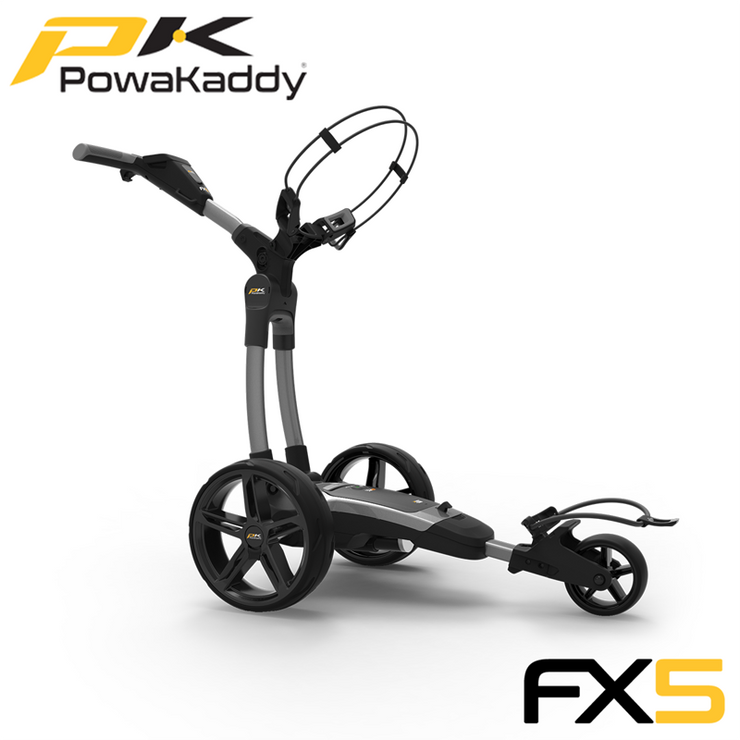 Powakaddy-FX5-Graphite-Side