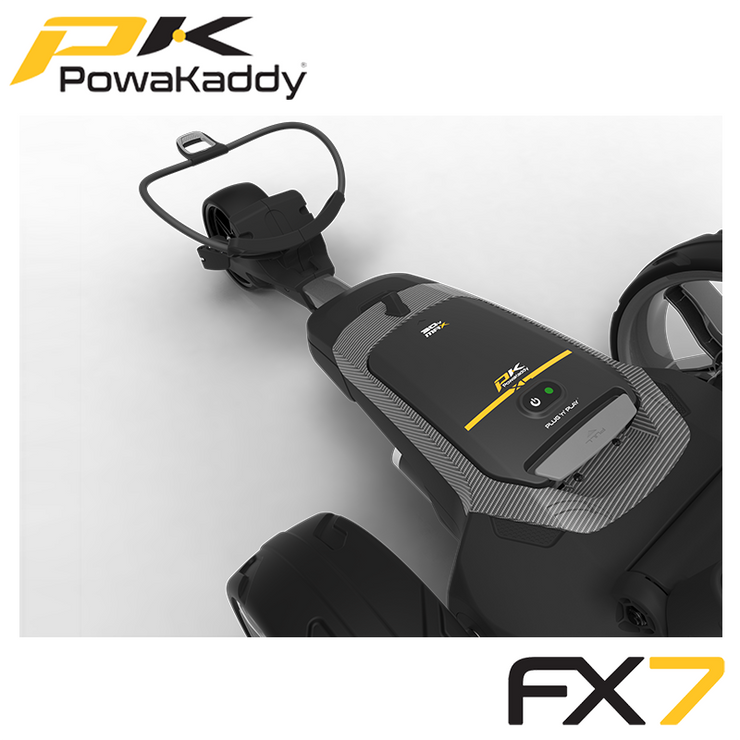 Powakaddy-FX7-Gunmetal-Metallic-36-Hole-Battery