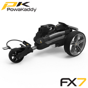 Powakaddy-FX7-Gunmetal-Metallic-Folded