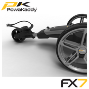 Powakaddy-FX7-Gunmetal-Metallic-Wheels-Side