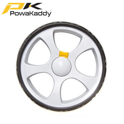 Powakaddy NEW Style Sports Wheel for Powakaddy - White