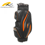 Powakaddy Premium Edition Golf Bag Orange
