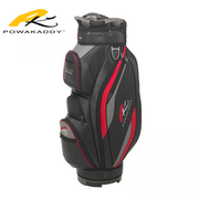 Powakaddy Premium Edition Golf Bag Red