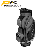 Powakaddy-Premium-Edition-Golf-Bag-Titanium-Black-Silver