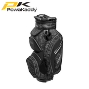 Powakaddy-Premium-Tech-Golf-Bag-Black-Grey-Camo-Silver-Trim