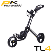 Powakaddy-Twinline-Push-Trolley-Black-Side