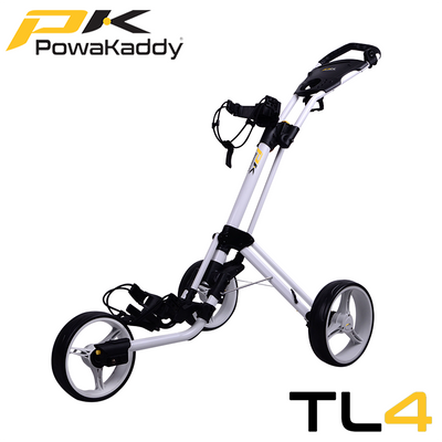 Powakaddy-Twinline-Push-Trolley-White-Side