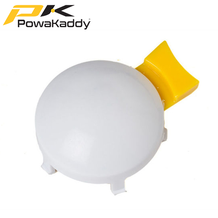 Powakaddy White Hub Cap set for NEW Sport Wheel