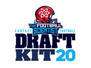 The 2020 Fantasy Football Draft Kit is being added to the Paydirt section