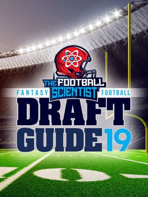 2019 TFS Fantasy Football Draft Guide