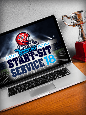 2018 TFS Fantasy Football START-SIT Service