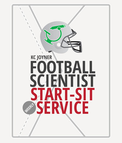 2017 TFS Fantasy Football START-SIT Service