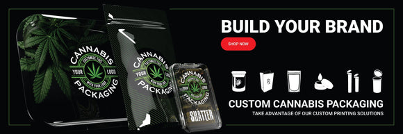 Take advantage and build your brand with our custom printing packaging services