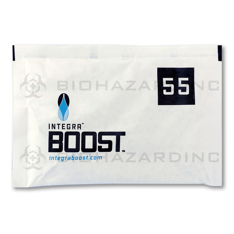 Integra Humidity Pack 55% 67g Integra Boost Humidity Pack  - 12 Count