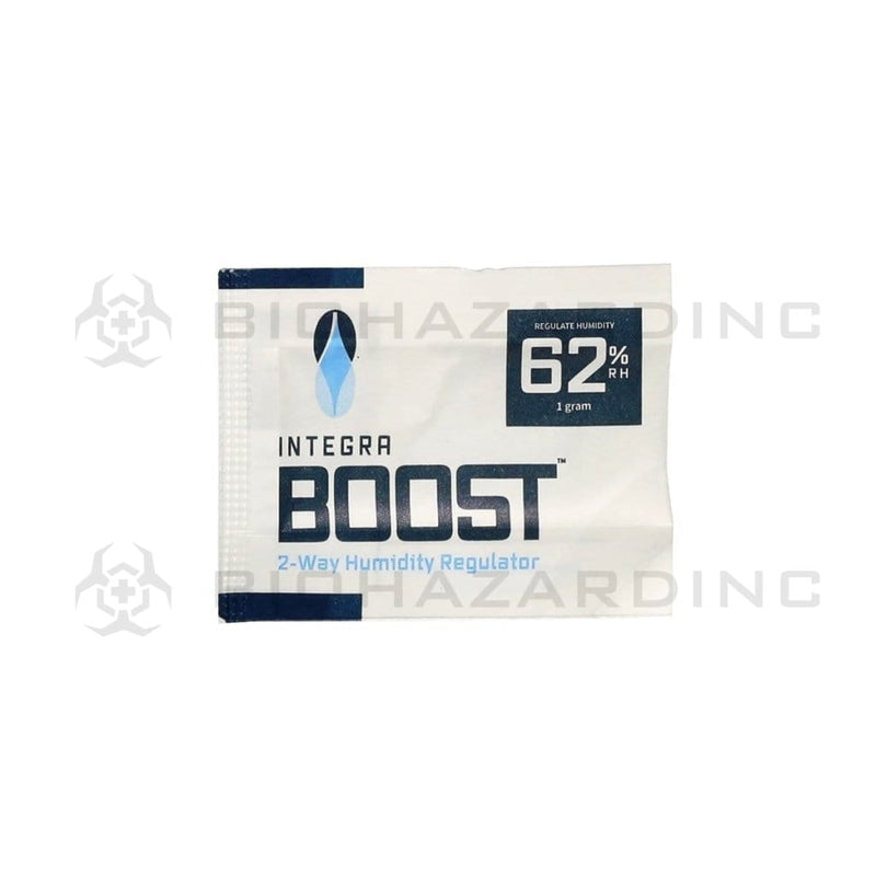 Integra Humidity Pack 62% 1g Integra Boost - 100 Count