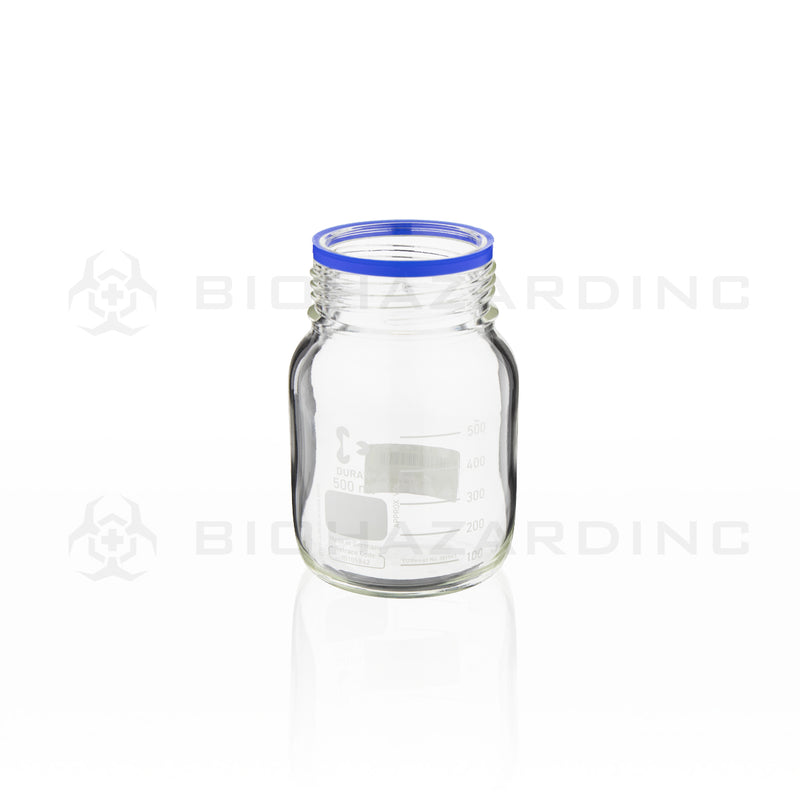 DURAN Clear Laboratory Glass - Wide Mouth | 500 mL