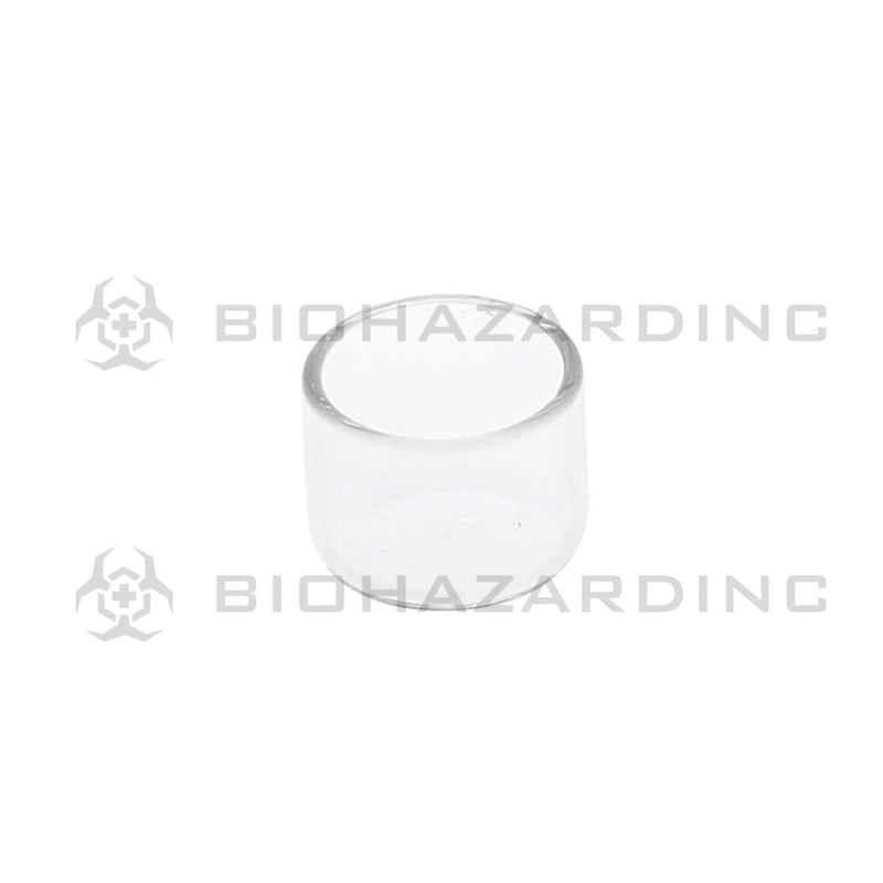 Biohazard Inc Carb Cap Banger Flat Top Dish 2mm