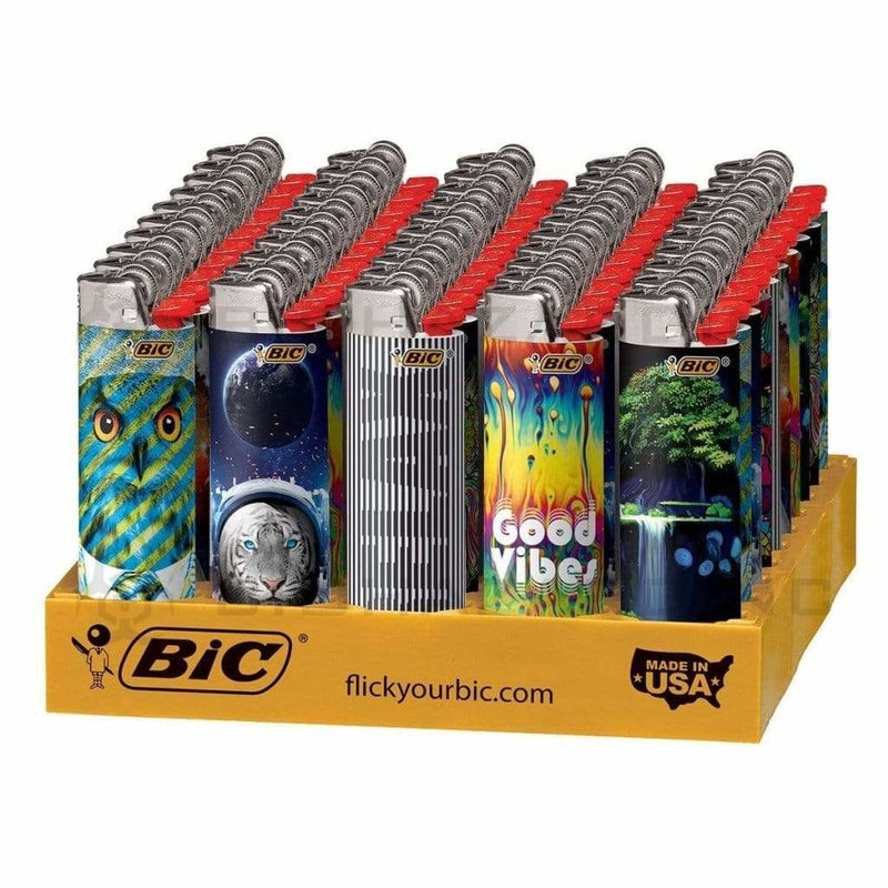 BIC Lighters BIC Lighters Prismatic Series - 50 Count