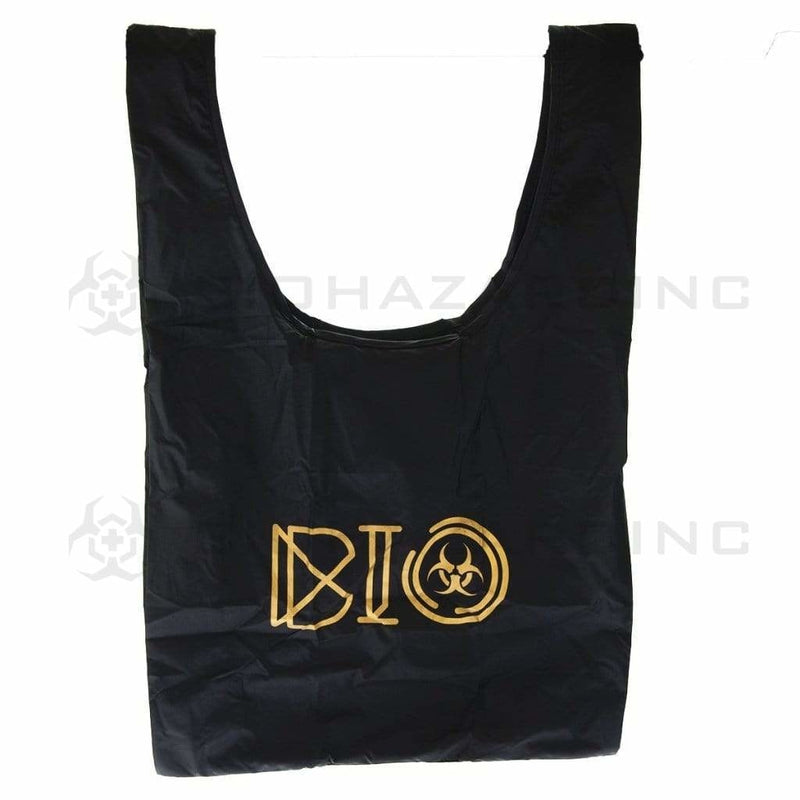 Bio Glass access BIO Black Grab Bag - Matte Gold Logo