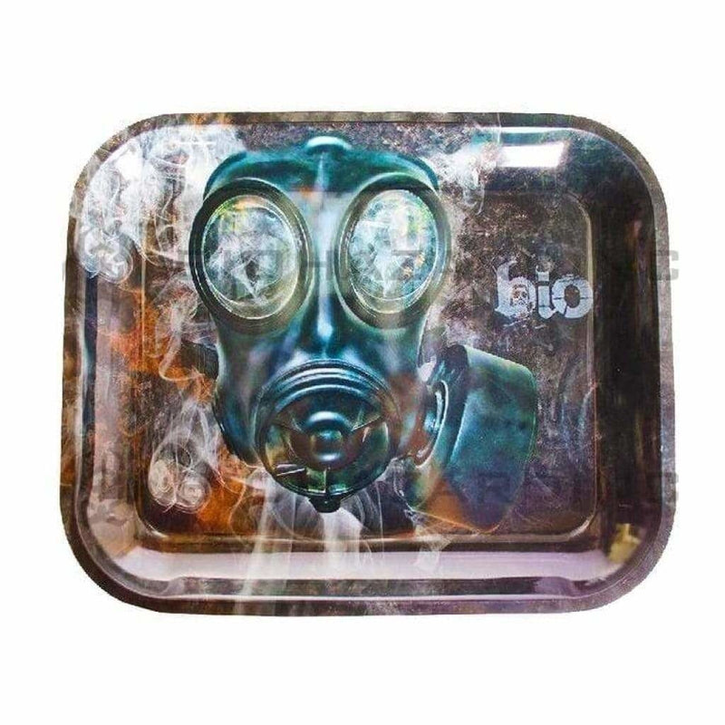 Bio Glass Rolling Tray BIO Rolling Tray - Large