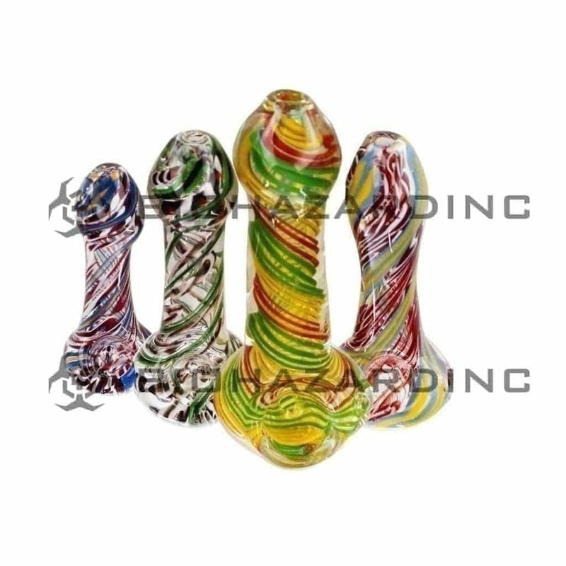 "4-6"" Assorted Hand Pipes 