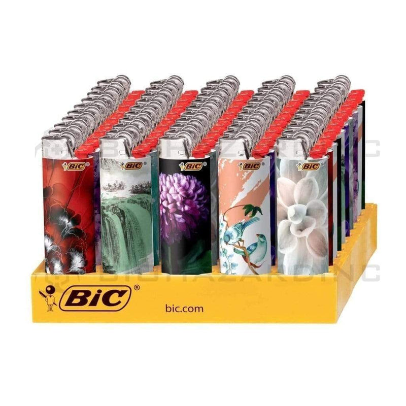 BIC Lighters - Fashion Edition | | 50 Count