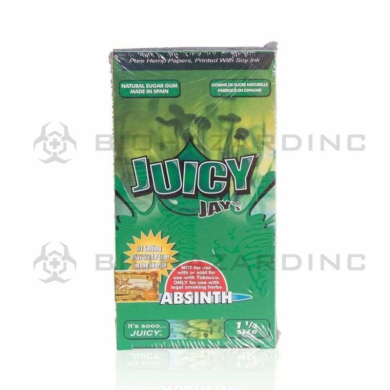 Juicy Jay's Rolling Papers Juicy Jay's Absinth Rolling Papers - 1 1/4""