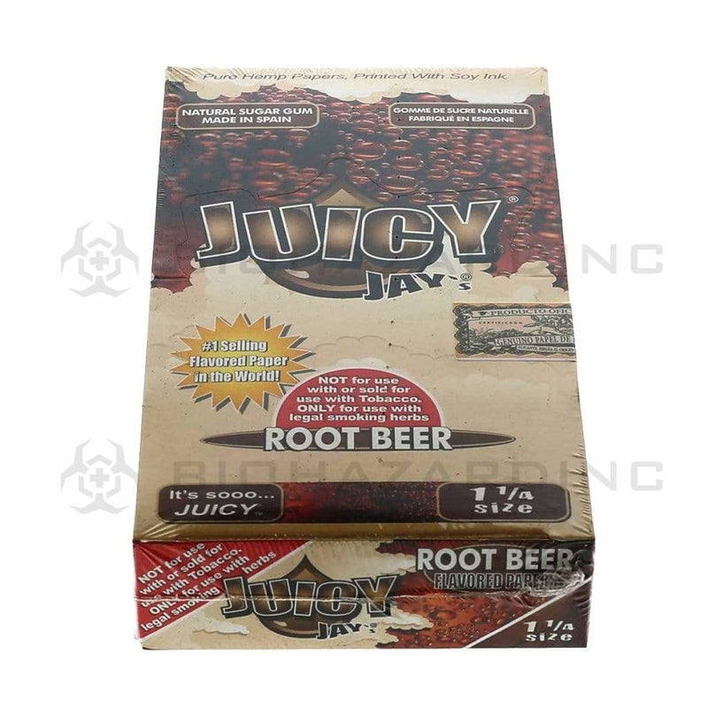 Juicy Jay's Rolling Papers Juicy Jay's Root Beer Rolling Papers - 1 1/4""