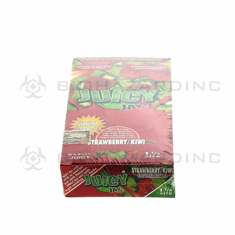 Juicy Jay's Rolling Papers Juicy Jay's Strawberry Kiwi Rolling Papers - 1 1/4""