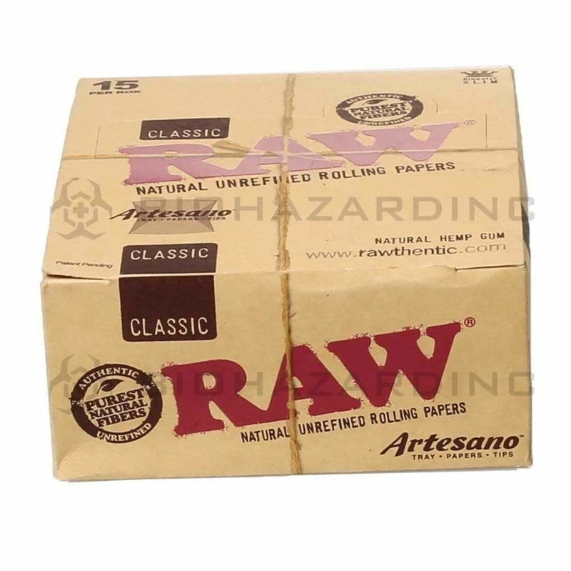 Raw Rolling Papers RAW Artesano King Size Slim
