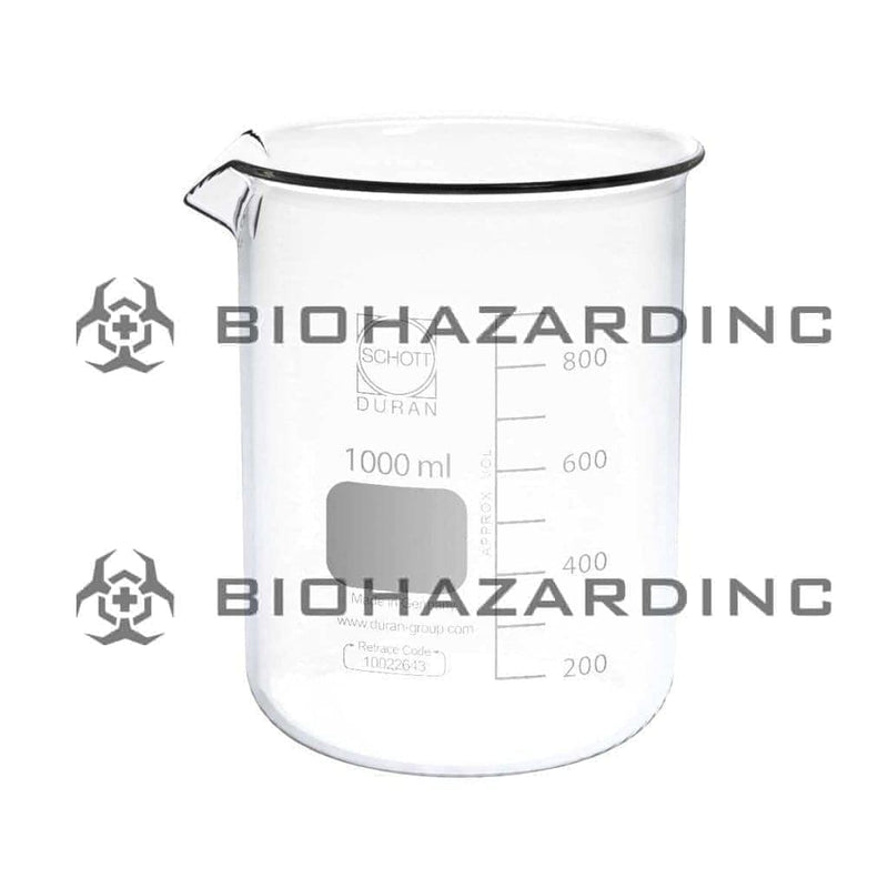DURAN Scientific Beaker | 1,000mL