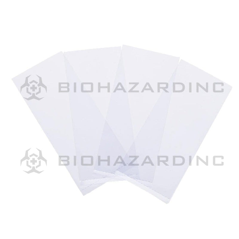 Biohazard Inc Shrink Band Shrink Band Reversible Cap Vial 08 Dram - 1000 Count