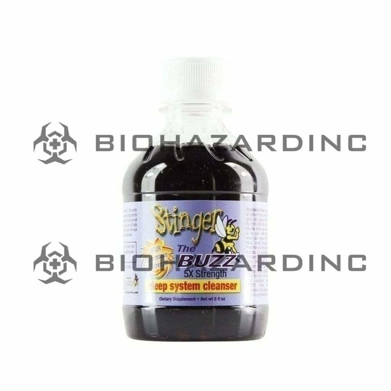 Stinger Buzz 5x Detox - Purple 8 fl.oz.