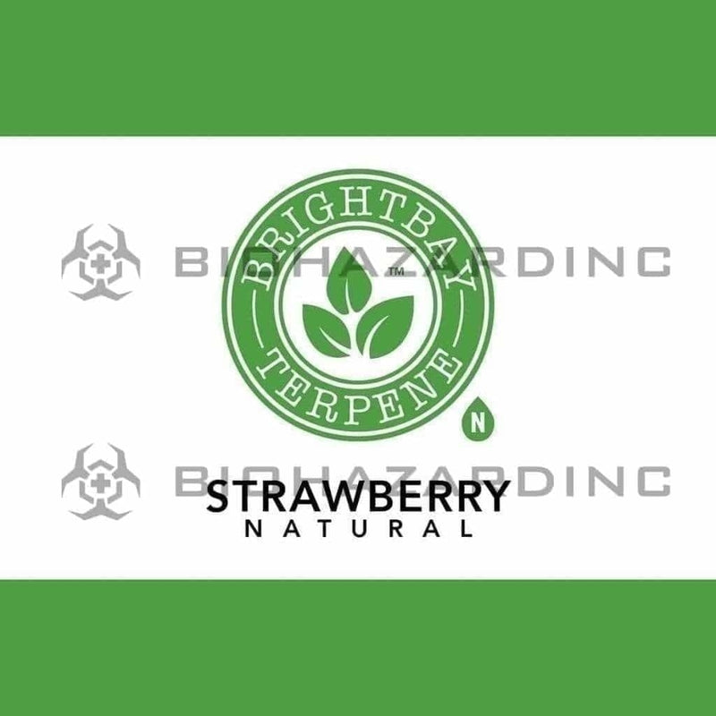BrightBay Terpenes Strawberry Natural Flavor Terpene - 5 Grams